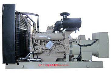 Imported Cummins QST30 Series (800KW)